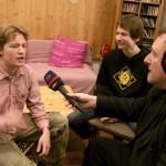 Detlef Berentzen im Interview mit Fabian und Thomas