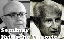 Teaserbild zu einem selbstorganisierten Seminar zur Kritischen Theorie an der Uni Tuebingen